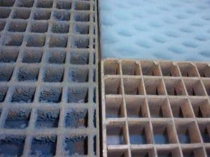 Filtration sol cabine peinture