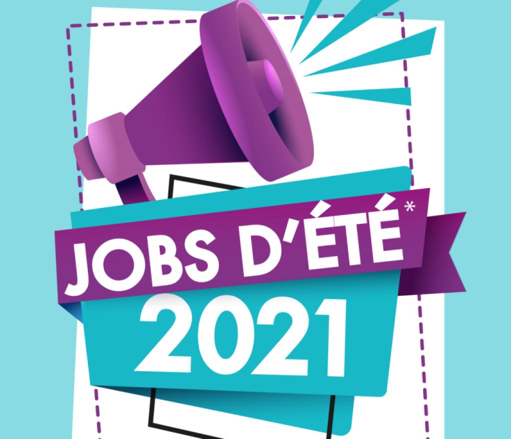 recrutement été 2021